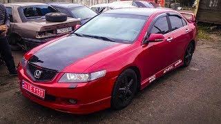 Download Красный, дерзкий. Покупка Хонда Аккорд 7 Type-S за 180000 тысяч / Honda Accord Video