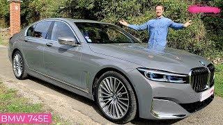 Download Essai détaillé BMW 745e - le vaisseau amiral s'électrise! - Le Vendeur Automobiles Video
