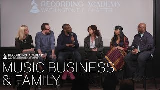 Download Music Business & Family: How Melanie Fiona, Monika Tashman & More Music Professionals Get It Done Video