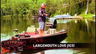 Download Largemouth bass LOVE JIgs Video