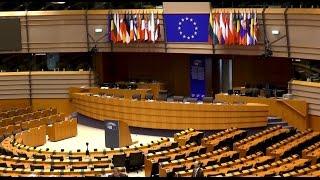 Download European Parliament - Visit tour sightseeing - Brussel - ticket Video