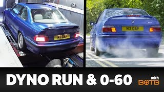Download How Much Power Has My E36 M3 Lost In 20 Years? Video