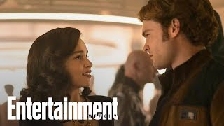Download 'Solo': Who Is Emilia Clarke's Qi'ra? | Story Behind The Story | Entertainment Weekly Video