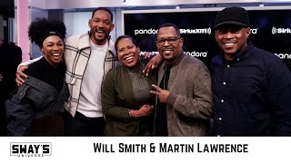 Download Will Smith & Martin Lawrence Talk 'Bad Boys for Life' Movie, Life Lessons & Advice   SWAY'S UNIVERSE Video