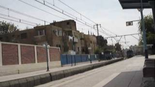 Download Riding the metro in Cairo Video