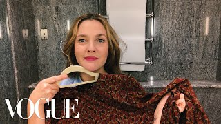 Download Drew Barrymore's Genius Guide to On-the-Go Beauty | Beauty Secrets | Vogue Video