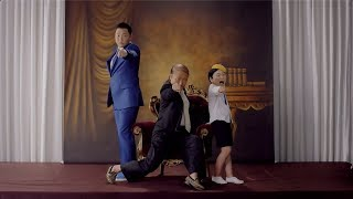 Download PSY - DADDY(feat. CL of 2NE1) M/V Video