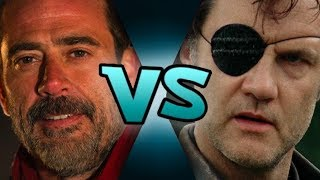 Download The Walking Dead - The Governor saves Alexandria (Governor vs Negan) Video