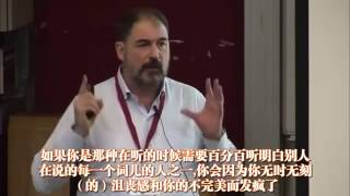 Download 【TED】6個月掌握流利的外語學習方法 How to learn any language in six months Chris Lonsdale at TEDxLingnanUniversity Video