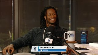 Download L.A. Rams RB Todd Gurley Talks 2016 Season, New Coach Hiring & More in Studio - 1/24/17 Video