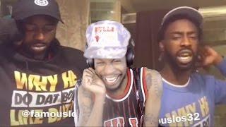 Download LMFAOOO MY RIBSSS!! FamousLos32 NBA COMPILATION REACTION Video