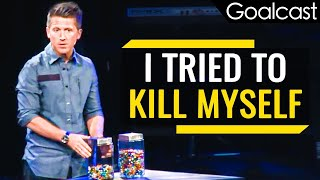 Download This is How 936 Marbles can Change Someone's Life | Josh Shipp | Goalcast Video