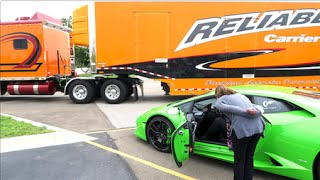 Download TAKING DELIVERY OF MY LAMBORGHINI !!! Video