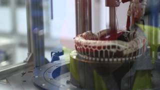 Download Tesla Model S Motor Production Video