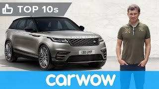Download All-new Range Rover Velar – the most beautiful SUV ever? | Top10s Video
