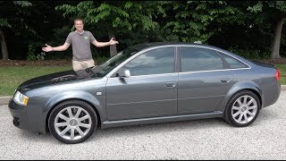 Download Here's Why the 2003 Audi RS6 Is Amazing and Horrible Video
