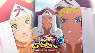 Download Naruto Ultimate Ninja Storm 4 MOD:Naruto Hokage Road to Boruto with hat★ Video
