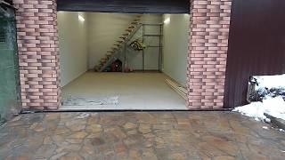 Download Двухэтажный гараж в Зеленограде, мкр Фирсановка. Ро-Строй. Video