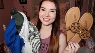 Download NYC Haul! Topshop, Brandy Melville, Tory Burch Video