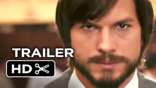 Download Jobs Official Trailer #2 (2013) - Ashton Kutcher Movie HD Video