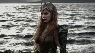 Download First Look At Amber Heard As Mera In New Justice League Video