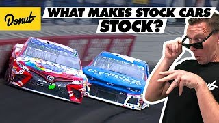 Download The Science of Stock - NASCAR RULES | SCIENCE GARAGE Video