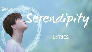 Download BTS Jimin - 'Intro: Serendipity' [Han|Rom|Eng lyrics] Video