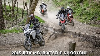 Download 2016 ADV Motorcycle Shootout Video