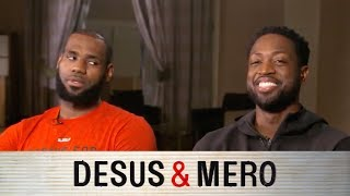 Download LeBron and Dwyane Wade Interview Video