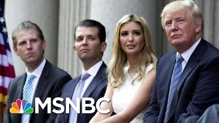 Download New York A.G. Files Fraud Lawsuit Against Donald Trump Family, Foundation | The Last Word | MSNBC Video