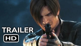 Download Resident Evil: Vendetta Official Trailer #1 (2017) Animated Movie HD Video