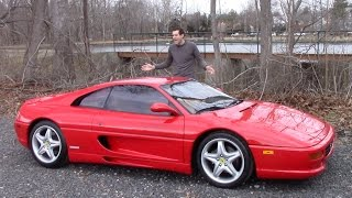 Download Here's Why the Ferrari F355 Is (Almost) My Favorite Ferrari Video