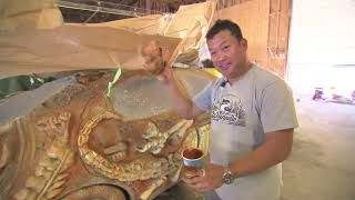 Download CWD 14 Extra Water Tank finishing touches Video