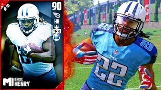 Download NICK SABAN OFFENSE! DERRICK HENRY ATTACK! - Madden 17 Ultimate Team Video