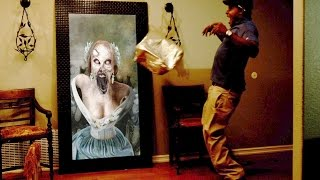 Download Paranormal Activity Digital Portrait Zombie Halloween Prank Video