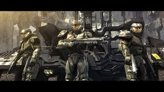 Download Halo Wars All Cinematics 1080p HD Video