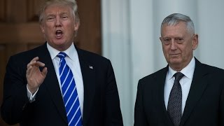 Download Everything we know about Trump's Defense Secretary pick: Gen. James Mattis Video