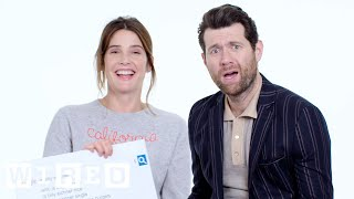 Download Billy Eichner & Cobie Smulders Answer the Web's Most Searched Questions | WIRED Video