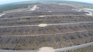 Download Grassdale Feedlot aerial view Video