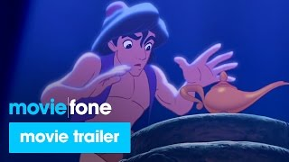 Download Disney's 'Aladdin' Blu-Ray Trailer Video