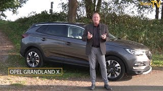 Download Nieuwe (new) Opel: Opel Grandland X rij impressie ( road test ) 2017-2018 Video