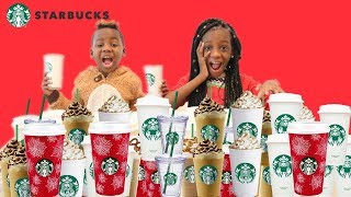 Download Don't Choose the Wrong Starbucks Slime Challenge!! Video