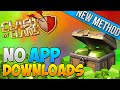 Download Easiest Way to Get FREE Gems - Clash of Clans International! NO APP DOWNLOADING! NEW METHOD [old] Video