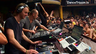 Download Richie Hawtin & Marco Carola | Amnesia Ibiza Closing Party DJ Set | DanceTrippin Video