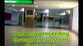Download Customs At OR Tambo Intl Airport 2.wmv Video