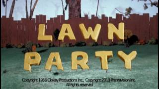 Download The Big Eye / Lawn Party Video