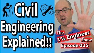 Download What Do Civil Engineers Do? | Do Civil Engineers Build Buildings? Video