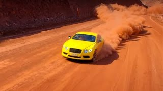 Download Mine Racing with The Stig's Australian Cousin | Top Gear | Series 22 | BBC Video