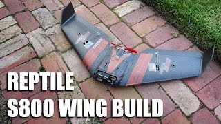Download Reptile S800 wing build Video