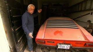 Download Lamborghini Miura Unearthed | Chasing Classic Cars Video